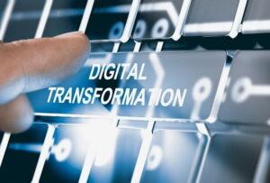 Digital Trnasformation, Growth Strategy, Digital Connections